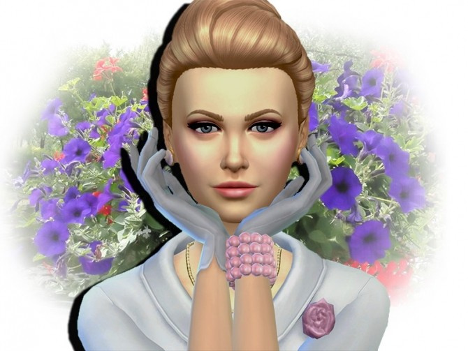 Grace Kelly by Mich Utopia at Sims 4 Passions image 3015 670x503 Sims 4 Updates