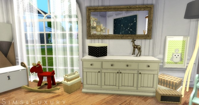 Boy Room at Sims4 Luxury image 3017 670x353 Sims 4 Updates