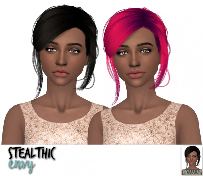 Sims 4 Stealthic envy ,sirens & wavves at Nessa Sims