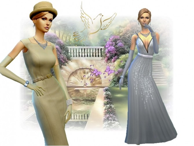 Grace Kelly by Mich Utopia at Sims 4 Passions image 3021 670x503 Sims 4 Updates