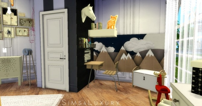 Boy Room at Sims4 Luxury image 3022 670x353 Sims 4 Updates