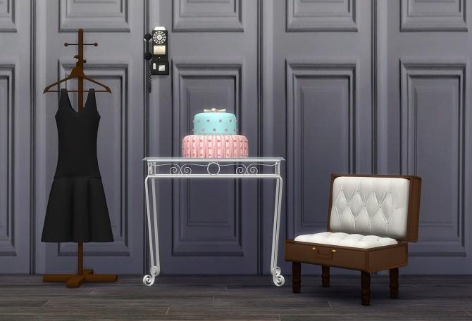 Sims 4 A tiny stefi inspired set at Dani Paradise
