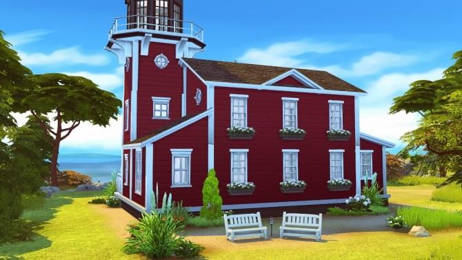Windy Island Lighthouse at Jenba Sims image 3741 670x377 Sims 4 Updates