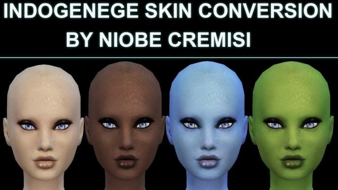 Sims 4 Indogene skin detail by niobe cremisi at SimsWorkshop