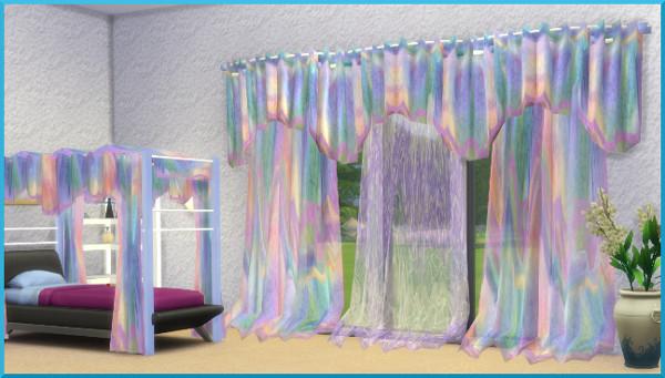 Curtains by Christine1000 at Sims Marktplatz image 4031 Sims 4 Updates