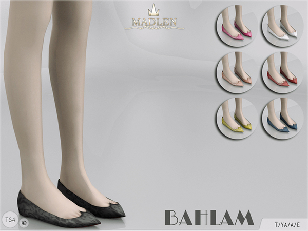 Madlen Bahlam Flats by MJ95 at TSR image 4810 Sims 4 Updates