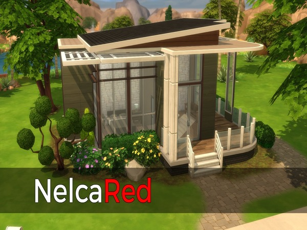 Modern BaseGame Starter by NelcaRed at TSR image 5314 Sims 4 Updates