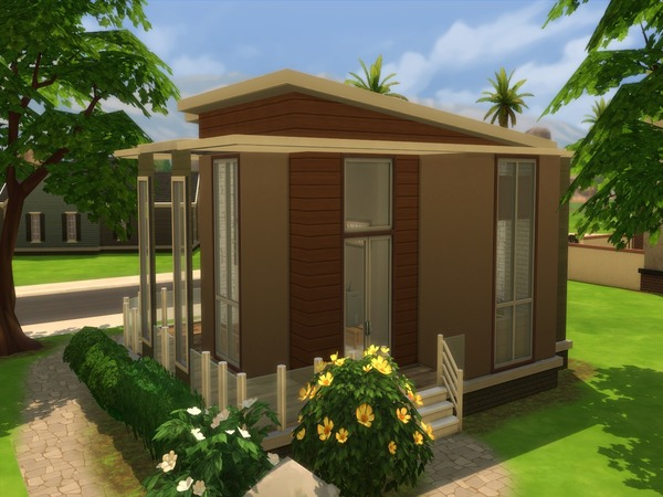 Modern BaseGame Starter by NelcaRed at TSR image 5415 Sims 4 Updates