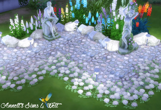 Stone terrain at Annett's Sims 4 Welt image 631 Sims 4 Updates