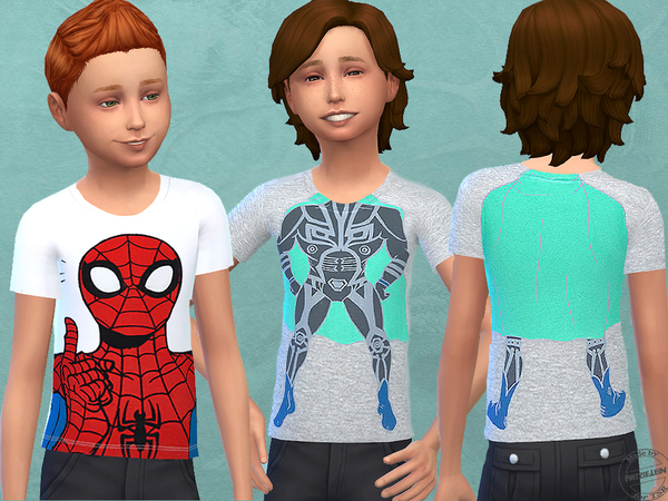 Superhero Must Haves by Fritzie.Lein at TSR image 6411 Sims 4 Updates