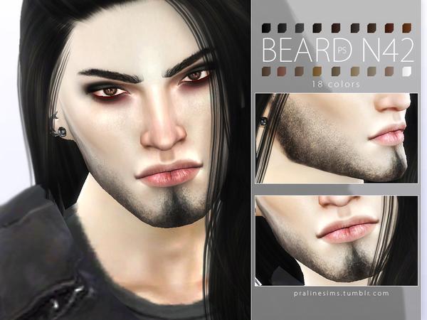 Beard Pack N05 by Pralinesims at TSR image 665 Sims 4 Updates