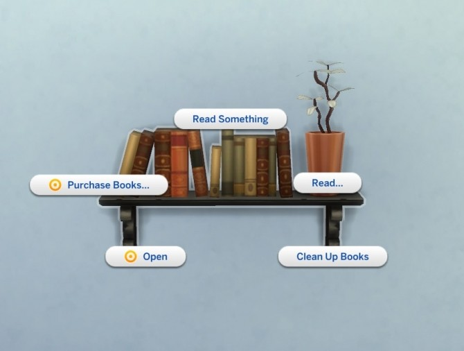 Rustic Wall Bookshelf by plasticbox at Mod The Sims image 673 670x506 Sims 4 Updates