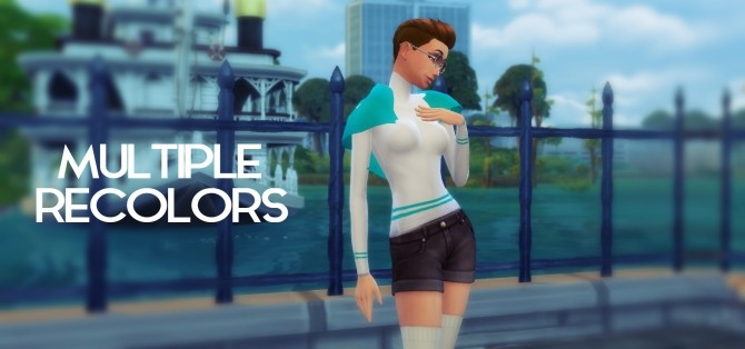 Sims 4 Nautical Collection 1 by Pandorax Box at SimsWorkshop