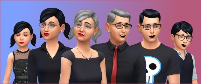 Sims 4 Lipstick Equality for Everyone by The Only Zac at Mod The Sims