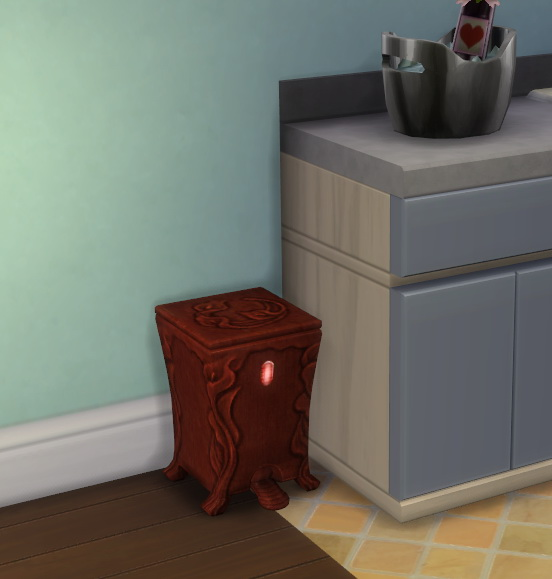 Conversion Automated trashcan Light version at SimsWorkshop image 755 Sims 4 Updates
