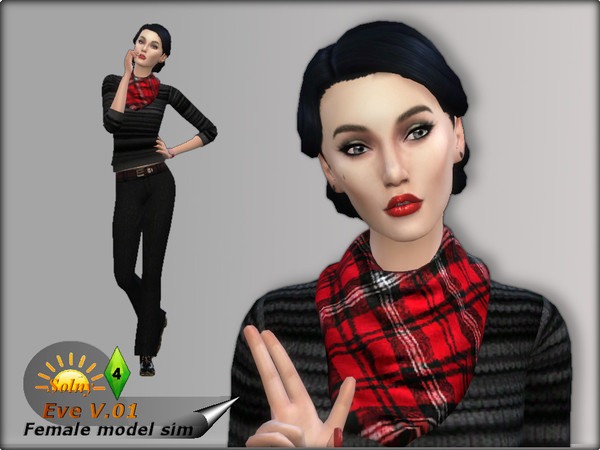 Eve V.01 by Solny at TSR image 817 Sims 4 Updates