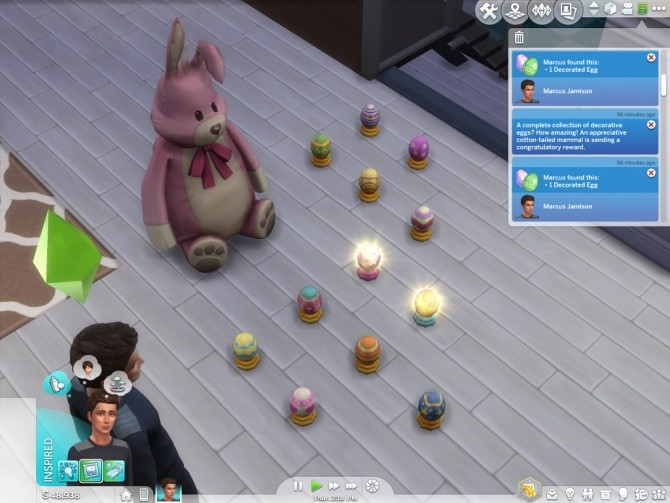 Sims 4 Easier Easter Egg Collecting by Shimrod101 at Mod The Sims