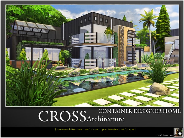 Container Designer Home By Pralinesims At TSR