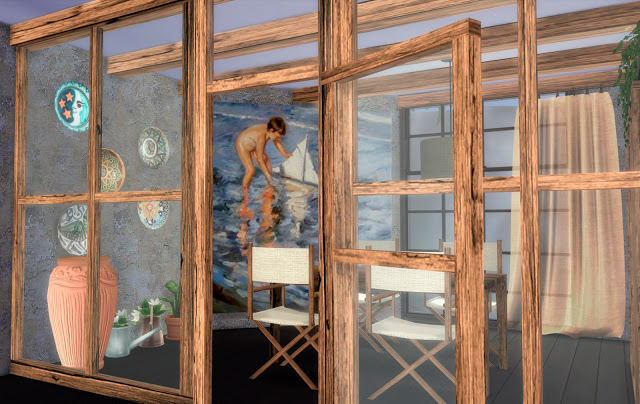 Ibiza diningroom at pqSims4 image 931 Sims 4 Updates