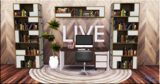 Bookshelf Sims 4 Updates Best TS4 CC Downloads Page 3 Of
