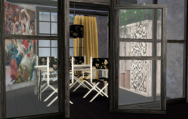 Ibiza diningroom at pqSims4 image 951 Sims 4 Updates