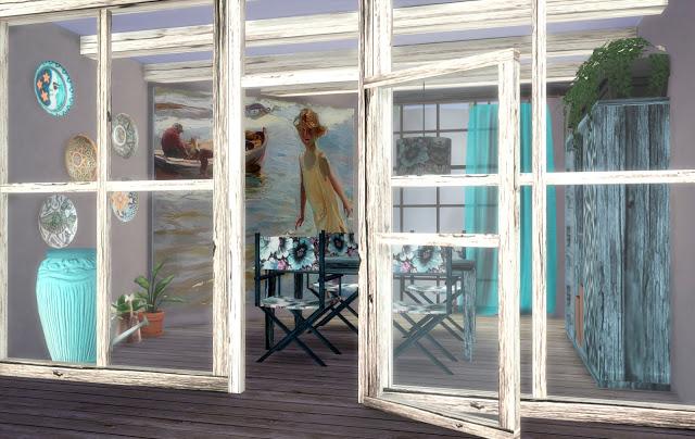 Ibiza diningroom at pqSims4 image 961 Sims 4 Updates