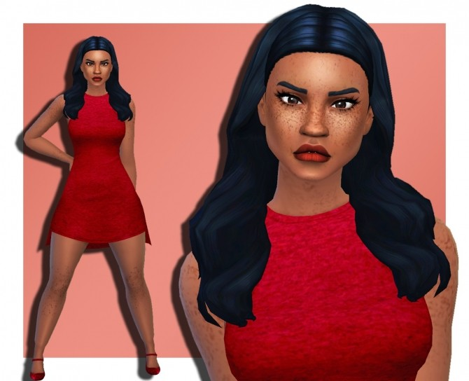 Sims 4 Cressida Fay by Weepingsimmer at SimsWorkshop