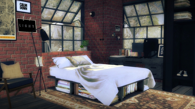 The Last Bedroom Conversions At Mxims 187 Sims 4 Updates