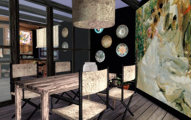 Ibiza diningroom at pqSims4 image 981 Sims 4 Updates