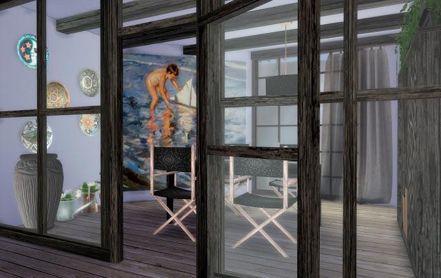 Ibiza diningroom at pqSims4 image 99 Sims 4 Updates