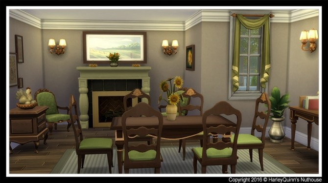 The Mattone house at Harley Quinn's Nuthouse image 10010 670x375 Sims 4 Updates