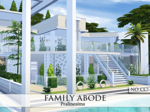 Family Abode by Pralinesims at TSR image 1012 Sims 4 Updates