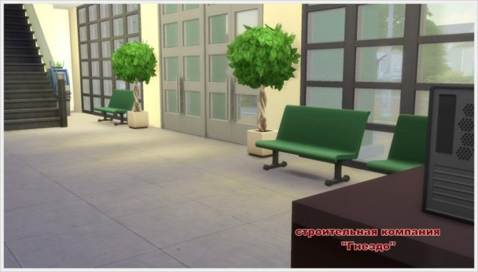 Sims 4 The Sims Airport at Sims by Mulena