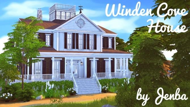 Winden Cove House at Jenba Sims image 10611 670x377 Sims 4 Updates