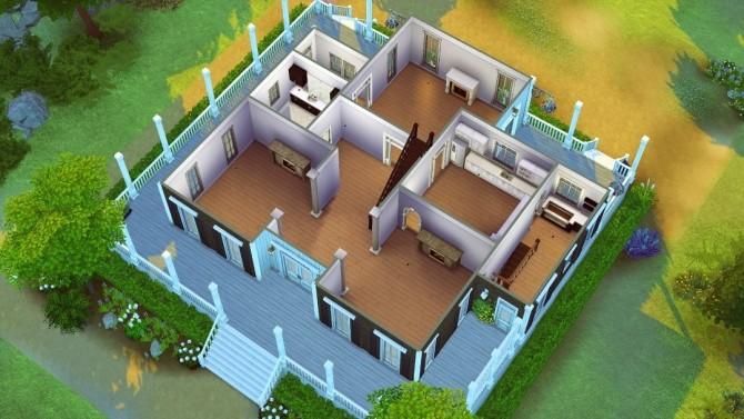Winden Cove House at Jenba Sims image 11114 670x377 Sims 4 Updates