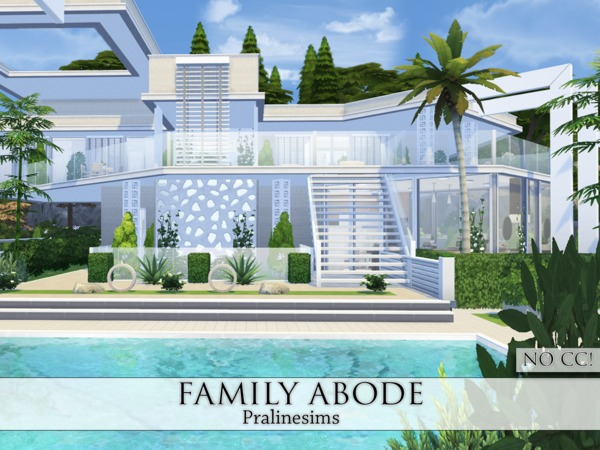 Family Abode by Pralinesims at TSR image 1112 Sims 4 Updates