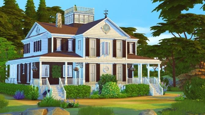 Winden Cove House at Jenba Sims image 11212 670x377 Sims 4 Updates