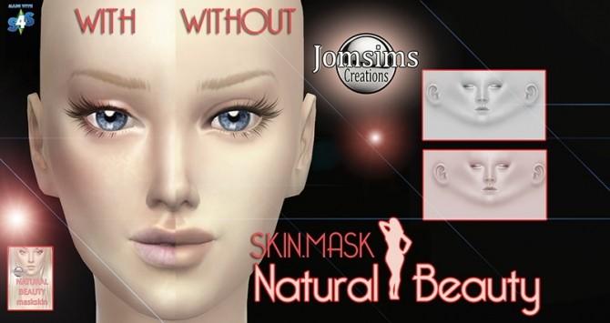 Sims 4 Natural Beauty Set at Jomsims Creations
