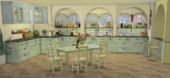 Furniture Set 7 By Ilona At My Little The Sims 3 World