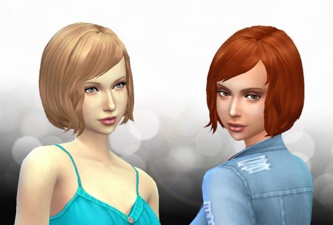 Vitality hair at My Stuff image 1198 670x453 Sims 4 Updates