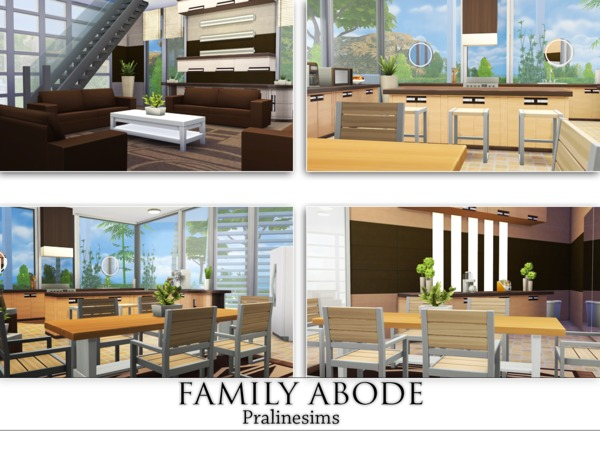 Family Abode by Pralinesims at TSR image 1212 Sims 4 Updates