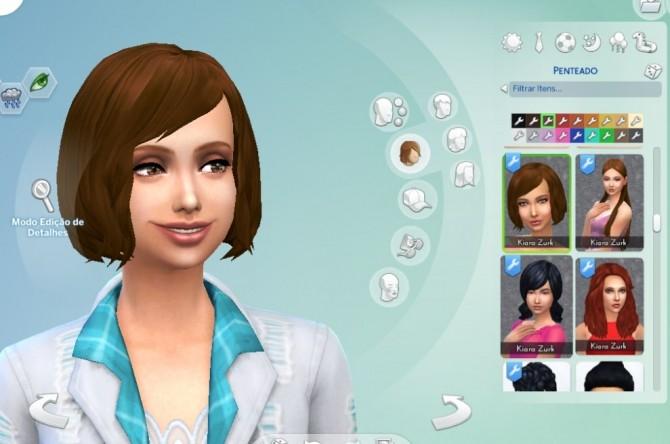 Vitality hair at My Stuff image 12210 670x444 Sims 4 Updates