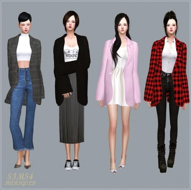 ACC Mannish Jacket at Marigold image 1337 670x669 Sims 4 Updates