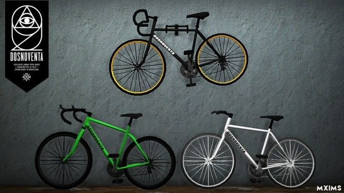 Sims 4 Bicycles Downloads 187 Sims 4 Updates