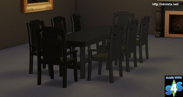 Polished Antique Furniture at Simista image 1395 Sims 4 Updates