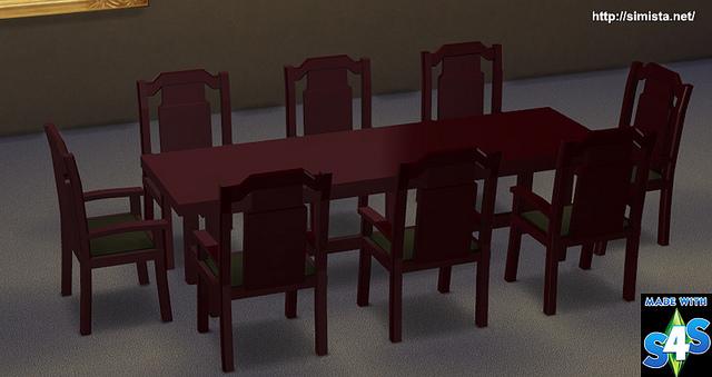 Polished Antique Furniture at Simista image 14110 Sims 4 Updates