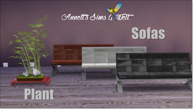 Sims 4 TS3 EA Living Set Tulips Conversion at Annett's Sims 4 Welt
