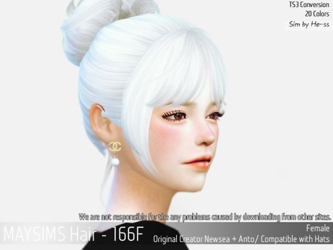 Sims 4 Hairstyles downloads » Sims 4 UpdatesKorean Toddler Hair Sims 4