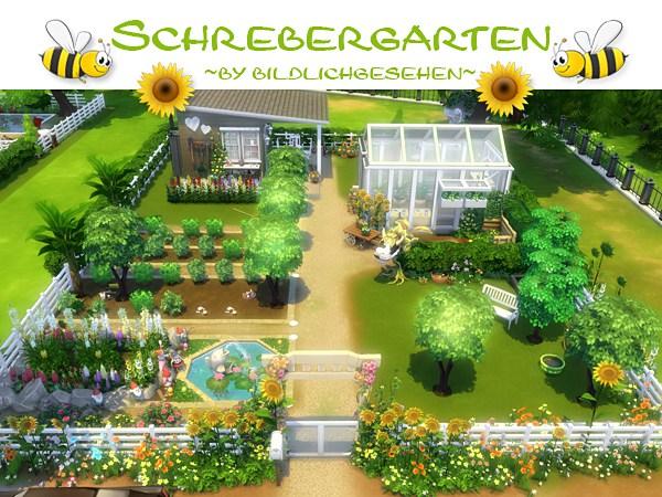 Bildlichgesehen sims 4 updates best ts4 cc downloads for Garden design sims 4