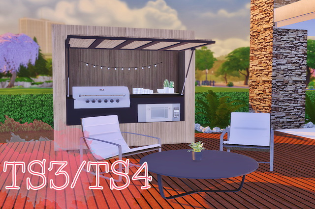 Brighton MarcusSims91 conversion at Mony Sims image 14810 Sims 4 Updates